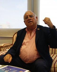Entrevista a Mario Isea, Embajador de Venezuela en España