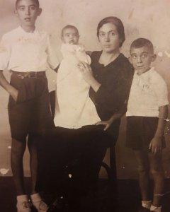 Familia de Josep Navarro Anchel