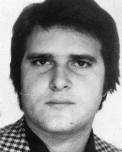 José Ignacio Fernández Guaza. La investigación judicial le saló como autor de los disparon que acabaron con la vida de Arturo Ruiz.