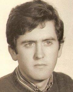 Víctor Pérez Elexpe, el joven asesinado por un guardia civil el 20 de enero de 1975.