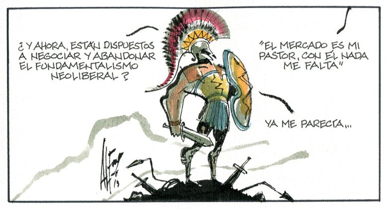 Alfons Lopez - La batalla de Grecia