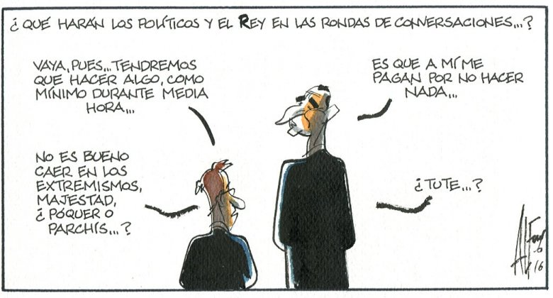 """""""Las rondas"""""""