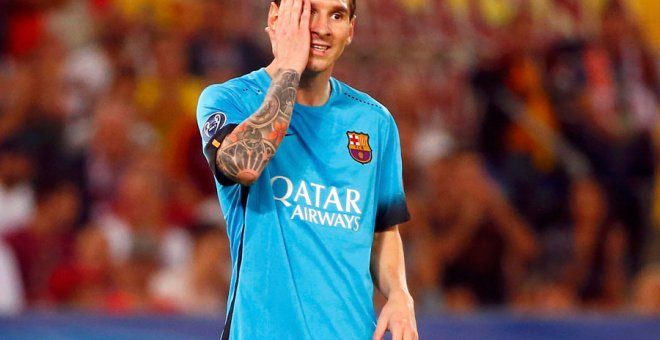 El Barça se atasca en Roma 7534c5773d8e