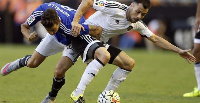 Un buen Betis empata con diez en Mestalla ante un Valencia plano 82811c73838d