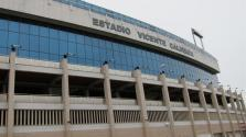 Estadio Vicente Calderón. EP