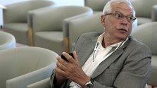 Josep Borrell, en una foto de archivo. EFE