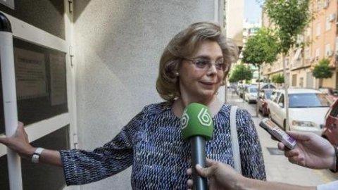 La exconcejala de Valencia, María José Alcón. EFE/Archivo