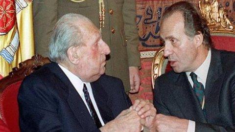 Juan Carlos I Don Juan EFE