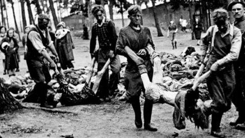 Aniversario del fin del holocausto nazi en la II Guerra mundial. Retórica y mistificación burguesa sobre su génesis. La explicación comunista internacionalista. [HistoriaC] 54bece645ac5d