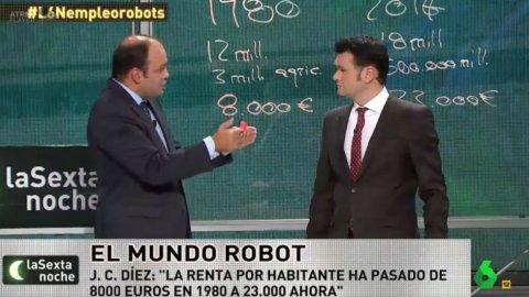Jose Carlos Diez La sexta