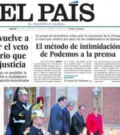 El País 7 de marzo de 2017