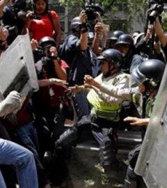 ¿Nos cuentan la verdad sobre la violencia de las manifestaciones en Venezuela?