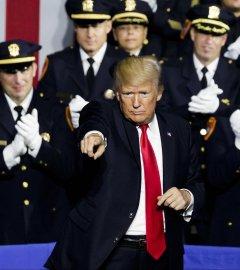 Donald Trump.EFE/Justin Lane
