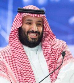 Mohammed bin Salman, este miércoles en Riad. REUTERS