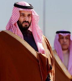 El príncipe heredero de Arabia Saudita, Mohammed bin Salman. / REUTERS