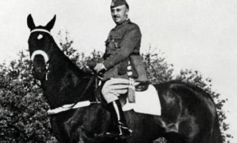 Francisco Franco, dictador de España entre 1939 y 1975