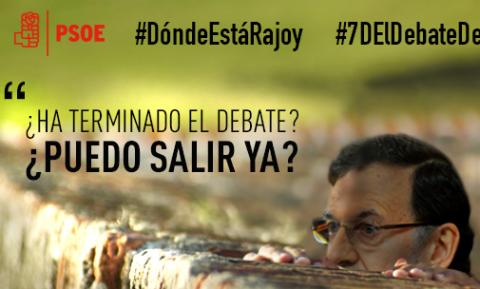 Rajoy burla