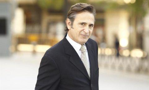 Josep Pujol Ferrusola abandona la Audiencia Nacional tras declarar más de cuatro horas por blanqueo. /EP