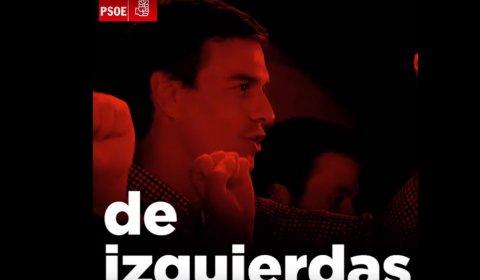 Vídeo del PSOE 'Somos la izquierda'.