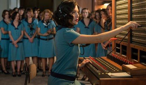 'Las Chicas del Cable', una de las primeras series producidas por Netflix España junto a Bambú. / Bambú Producciones