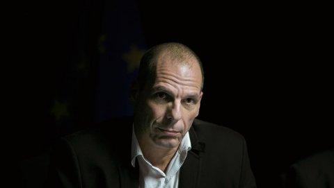 El exministro de Finanzas griego Yanis Varoufakis. / REUTERS