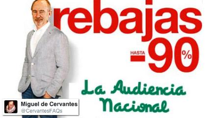 rebajas audiencia tremending