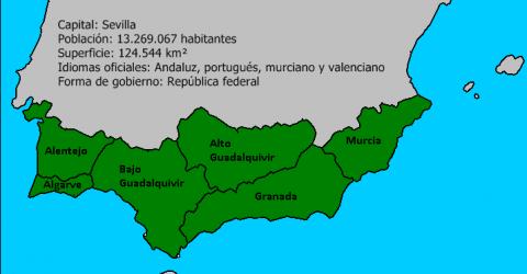 """La Asamblea Andaluza declarará el 4 de diciembre su independencia y la creación de los """"Países Andaluces"""""""