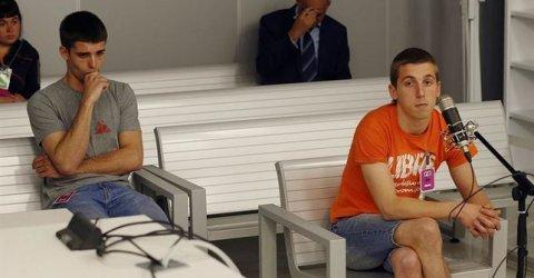 Julen Ibarrola durante su juicio en la Audiencia Nacional.- EFE