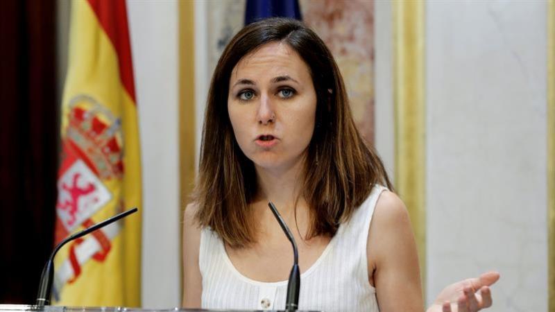 Pablo Iglesias: Ione Belarra será la nueva ministra de Derechos Sociales  tras la renuncia de Iglesias   Público