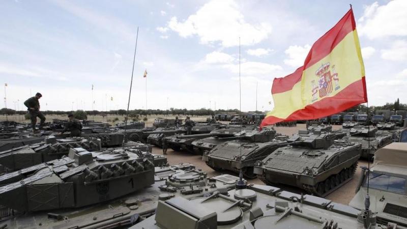 COMERCIO DE ARMAS: El gasto militar mundial se dispara en 2019 y alcanza los 20.050 millones en España   Público