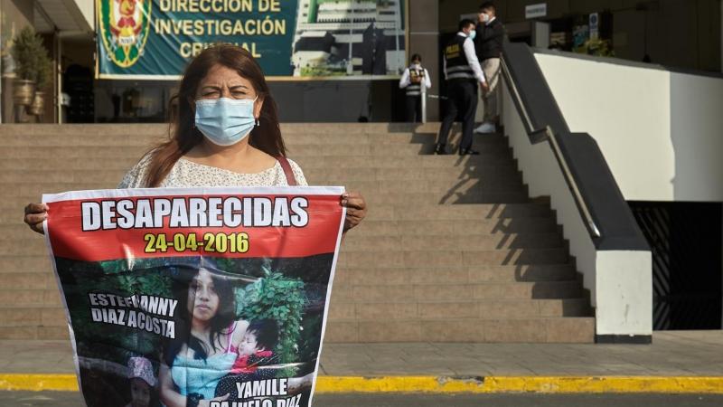 Desaparecidos Perú: Las niñas y mujeres desaparecidas que Perú aún no cuenta | Público