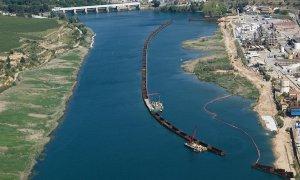 Solo una empresa de Flix está autorizada para verter al Ebro mercurio, un metal pesado que, sin embargo, está presente en todos los ríos de la cuenca por la contaminación atmosférica de fondo.