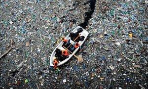 Cada hora se vierten al mar cerca de 500.000 kg de plásticos en todo el mundo