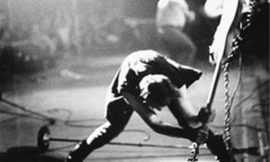 Pennie Smith ilustró la portada de 'London Calling', de The Clash.