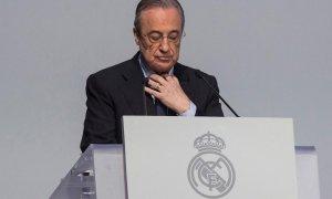 Fotografía de archivo del presidente del Real Madrid y del grupo ACS, Florentino Pérez.