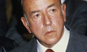 Fotografía de Archivo de Jose Utrera Molina, ministro y vicepresidente en diferentes Gobiernos de Francisco Franco. EFE