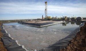 El Gobierno veta una ley que prohíbe el fracking porque aumenta 100 millones el gasto