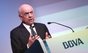 Francisco González, presidente de BBVA EUROPA PRESS