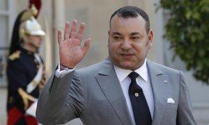 El rey de Marruecos, Mohamed VI.-REUTERS