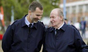 La argucia de Felipe VI con su herencia: toda renuncia es nula hasta que no fallezca Juan Carlos I