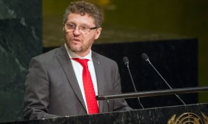 Fabián Salvioli, Relator de la ONU para la promoción de la verdad, la justicia, la reparación y las garantías de no repetición.- ONU/Rick Bajornas