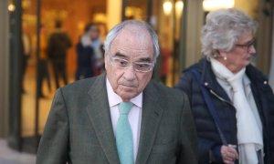 El exministro del Interior Rodolfo Martín Villa, en una imagen de archivo. / EUROPA PRESS - RICARDO RUBIO