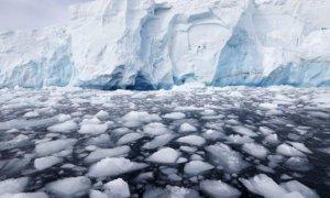 El deshielo en la Antártida y Groenlandia afecta a la variabilidad climática./ EFE