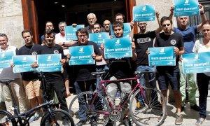 La primera gran victoria colectiva de los 'riders' frente a Deliveroo