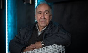 El poeta Joan Margarit, premio Cervantes 2019. / Europa Press