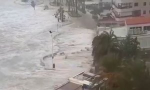 'Gloria' arrasa: las consecuencias del paso del temporal