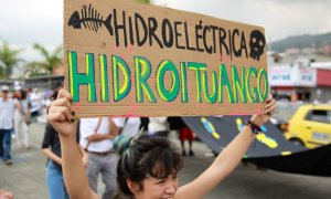 Empresas españolas financian una hidroeléctrica colombiana con errores de construcción