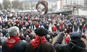 ¿Por qué la marea pensionista tiene tanta fuerza en Euskadi y no en el resto del país?