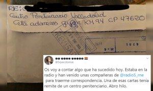 La emotiva carta de un preso gay que ayuda a visibilizar un enorme problema de las cárceles españolas
