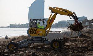 La naturaleza frente al hormigón o cómo rehacer un litoral devastado por los temporales